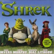 Front View : Various Artists - SHREK O.S.T. (LP) - Geffen / 7784296