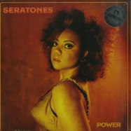Front View : Seratones - POWER (LTD CLEAR LP) - New West Records / 39196921
