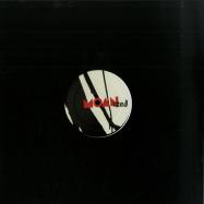 Front View : DJ W!LD / Rich NXT - MOANIZED 05 - Moan Recordings / MOANV08