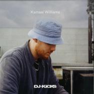 Front View : Kamaal Williams - DJ-KICKS (2LP + MP3) - !K7 / K7388LP / 05182751
