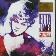 Front View : Etta James - COLLECTED (LTD PURPLE 180G 2LP) - Music on Vinyl / MOVLP2520