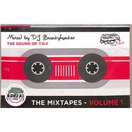 Front View : Various Artists / Bonzai Records - THE MIXTAPES: VOLUME 1 (MIXED BY BOUNTYHUNTER) (TAPE / CASSETTE) - Bonzai Records / BCT2020002