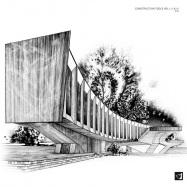Front View : Various Artists - CONSTRUCTION TOOLS VOL I, II & III (BLACK VERSION) - Berg Audio / BERGAMON10B