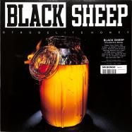 Front View : Black Sheep - STROBELITE HONEY (7 INCH) - Mr. Bongo / MRB7169