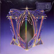 Front View : Machinedrum - A VIEW OF U (SILVER MARBLED LP + MP3) - Ninja Tune / ZEN270