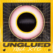 Front View : Unglued - TOTAL XTC (SPLATTER VINYL) - Hospital / NHS396EP