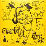 Front View : Charlie Parker - THE MAGNIFICENT CHARLIE PARKER (180G LP) - Verve / 0884799