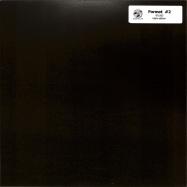 Front View : Format - #2 (BLACK VINYL) - Back To Life / BTL005
