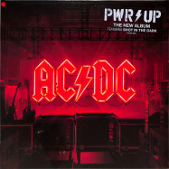 Front View : AC/DC - POWER UP (LTD RED 180G LP) - Columbia / 19439816651
