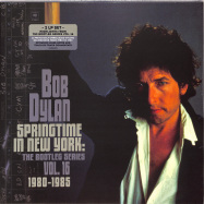 Front View : Bob Dylan - SPRINGTIME IN NEW YORK: THE BOOTLEG SERIES VOL. 16 (2LP) - Sony Music / 19439865791