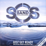 Front View : The SOS Band - JUST GET READY (REMIXES) - High Fashion Music / MS 505