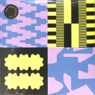 Front View : Various Artists - TWO TRIBES 2 (2LP) - Agogo / AR145VL / 05213311