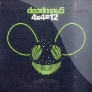 Front View : Deadmau5 - 4x4=12 (CD) - Virgin Records / Mau5trap / Mau5CD05 / 9190612