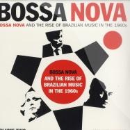 Front View : Various Artists - VOL 2 BOSSA NOVA AND THE RISE OF BRAZILIAN MUSIC IN 1960S (2X12 LP) - Soul Jazz Rec / SJR LP239-vol.2 / SJRLP239-2 / 952931