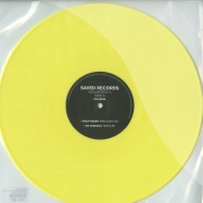 Front View : Various Artists (Philip Bader & Nic Fanciulli) - SAVED SAMPLER COLLECTION A - DISC 2 (YELLOW COLOURED VINYL) - Saved Records / SVALB08D2