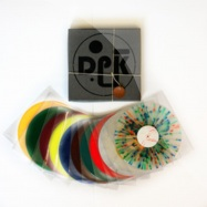 Front View : Dapayk Solo - COLOURS (DPK1-10 + DPK11 / VINYL ONLY) - DPK / DPKCOMP1