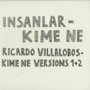 Front View : Insanlar - KIME NE (RICARDO VILLALOBOS RMX) - Honest Jons Records / HJP076 / 72393