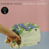 Front View : Darwin Deez - DOUBLE DOWN (LP, 180 G VINYL + MP3) - Lucky Number / lucky084lp