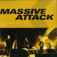 Front View : Massive Attack - LIVE AT THE ROYAL ALBERT HALL (2X12 LP) - Let Them Eat Vinyl / LETV218LP
