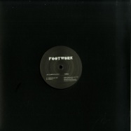 Front View : Jay Lumen - SEARCH - Footwork / FW005
