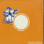Front View : Benoit Hutin - ELECTRONIC (LP) - Camisole Records / CAM010