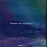 Front View : Simone Gatto - HEAVEN INSIDE YOUR FREQUENCIES PT. 1 (180G 2X12 LP) - Pregnant Void / PVOID02
