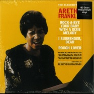 Front View : Aretha Franklin - THE ELECTRIFYING ARETHA FRANKLIN (LP) - DOL / DOS687H