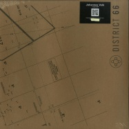 Front View : Johannes Volk - INSERT EP - District 66 / DSTRT004