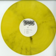 Front View : Various Artists - DISCOTHEQUE FANTASTIQUE 01 (COLOURED VINYL) - Discotheque Fantastique / DF001