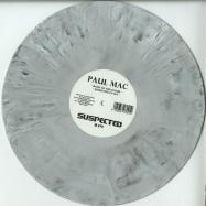 Front View : Paul Mac - BACK TO THE FLOOR (GREY MARBLED VINYL) - Suspected / SUSLTD014