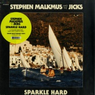Front View : Stephen Malkmus & The Jicks - SPARKLE HARD (180G LP + MP3) - Domino Records / WIGLP429