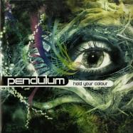 Front View : Pendulum - HOLD YOUR COLOUR (180G 3X12 LP) - Breakbeat Kaos / BBK2LPX