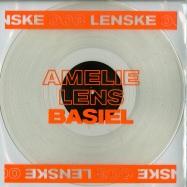 Front View : Amelie Lens - BASIEL EP (CLEAR VINYL) - LENSKE / LENSKE003