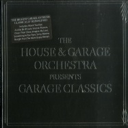 Front View : The House & Garage Orchestra - GARAGE CLASSICS (CD) - New State Music / NEW9319CD