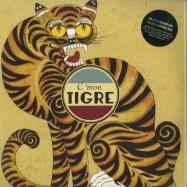 Front View : Cmon Tigre - RACINES (180G 2LP + BOOK) - Cmon Tigre / CT02LP / 05171691