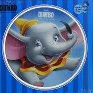 Front View : Various Artists - DUMBO-ORIGINAL MOTION PICTURE SOUNDTRACK (P.D.) (LP) - Walt Disney Records / 8740556