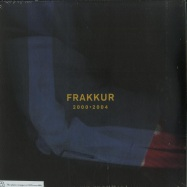 Front View : Frakkur - 2000-2004 (COLOURED 3LP) - Rykodisc / 9029691188