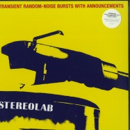 Front View : Stereolab - TRANSIENT RANDOM NOISE (3LP + MP3) - Duophonic UHF Disks / DUHFD02R