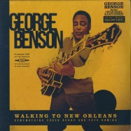 Front View : George Benson - WALKING TO NEW ORLEANS (YELLOW 180G LP + MP3) - Provogue / PRD75811 / 819873018889