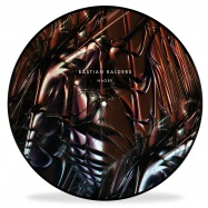 Front View : Bastian Balders - NAGEV / SAANA (ONE SIDED PICTURE DISC) - Konsequent / KSQ062
