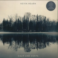 Front View : Kevin Hearn - CALM AND CENTS (BLUE LP + MP3) - Celery Music / CM008V
