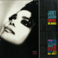 Front View : Janet Jackson - CONTROL: THE REMIXES (2LP) - A & M Records / 7786742