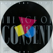 Front View : Bronski Beat - THE AGE OF CONSENT (LTD PICTURE DISC) - London Recordings  / LMS5521233