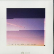 Front View : Cosmo & Kramer - BROOKLYN - MoBlack Records / MBRV004
