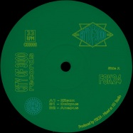 Front View : FSK24 - ZILSON EP - City Of 3000 Records / CO3000-02