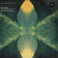 Front View : Bonobo - THE NORTH BORDERS (2X12 LP + MP3) (B-STOCK) - Ninja Tunes / zen195