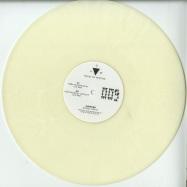 Front View : Daniel Savio - ABBA MAUSOLEUM (TRANSPARENT WHITE VINYL) - House Of Wisdom / HOW009