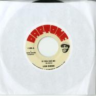 Front View : Leon Dinero / Screechy Dan - IF YOU ASK ME / BANDITS (7 INCH) - Daptone Records / DAP1126