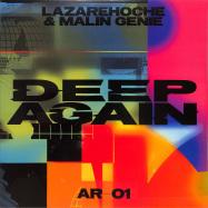 Front View : Lazare Hoche / Malin Genie - DEEP AGAIN - Access France / AR 01