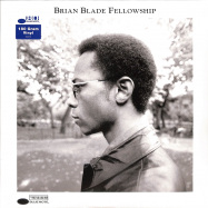 Front View : Brian Blade Fellowship - BRIAN BLADE FELLOWSHIP (LP) - Blue Note / 0845480